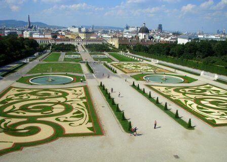 французские сады