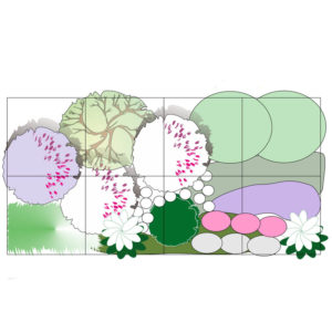 план декоративной композиции