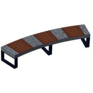 модульная скамейка